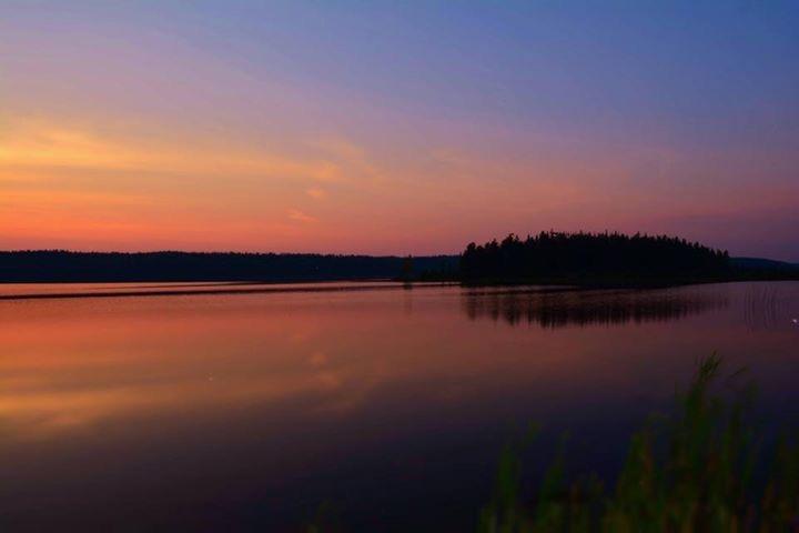 lakeside shot